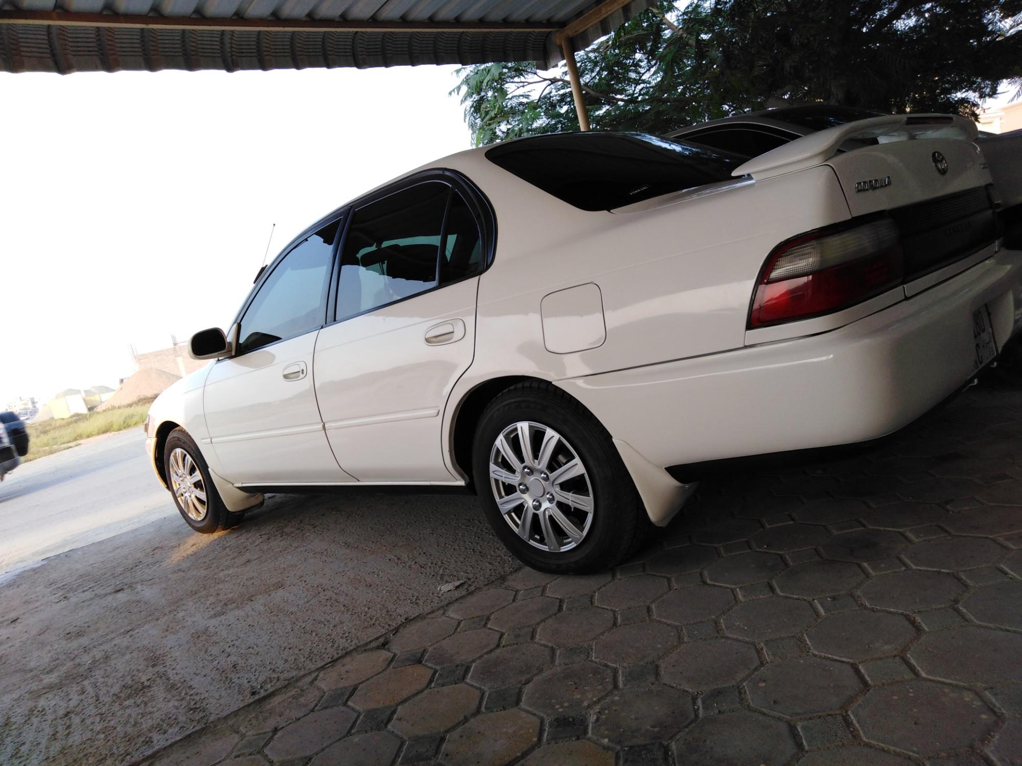 Kelebihan Kekurangan Corolla 1997 Murah Berkualitas