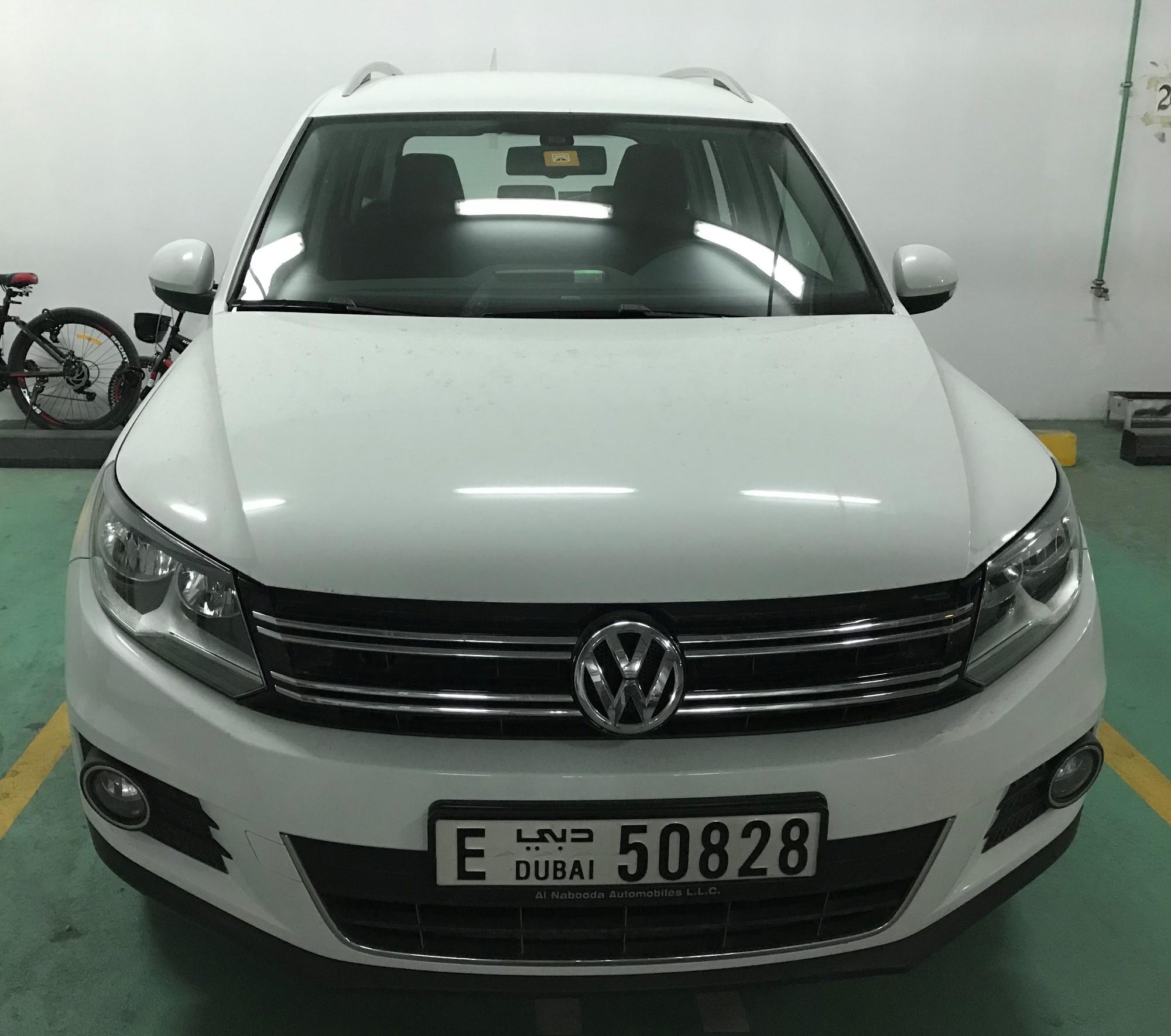 Volkswagen 2015 Tiguan: Used Volkswagen Tiguan 2.0 TSI 4Motion 2015 (866090