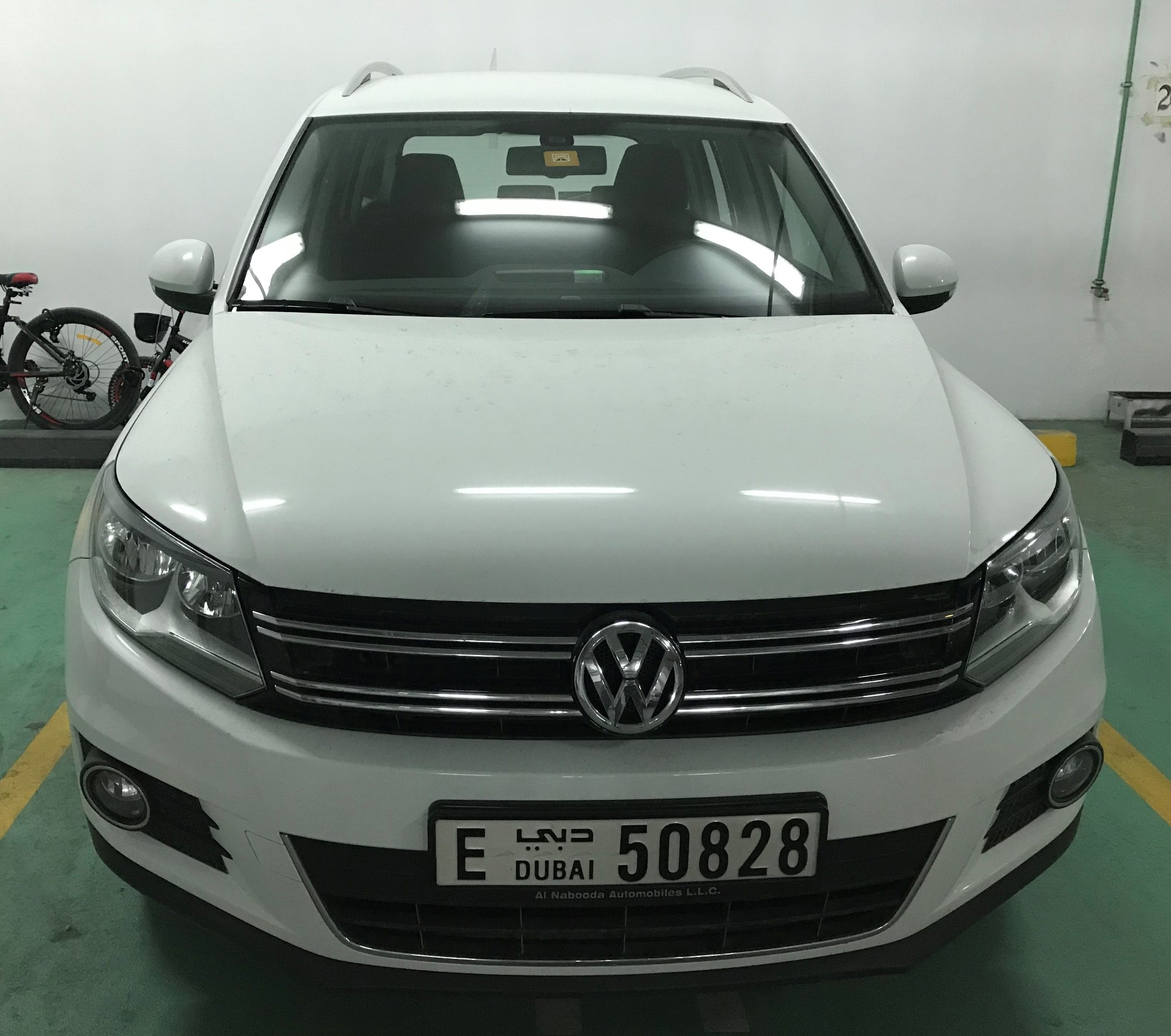 Used Volkswagen Tiguan 2.0 TSI 4Motion 2015 (866090