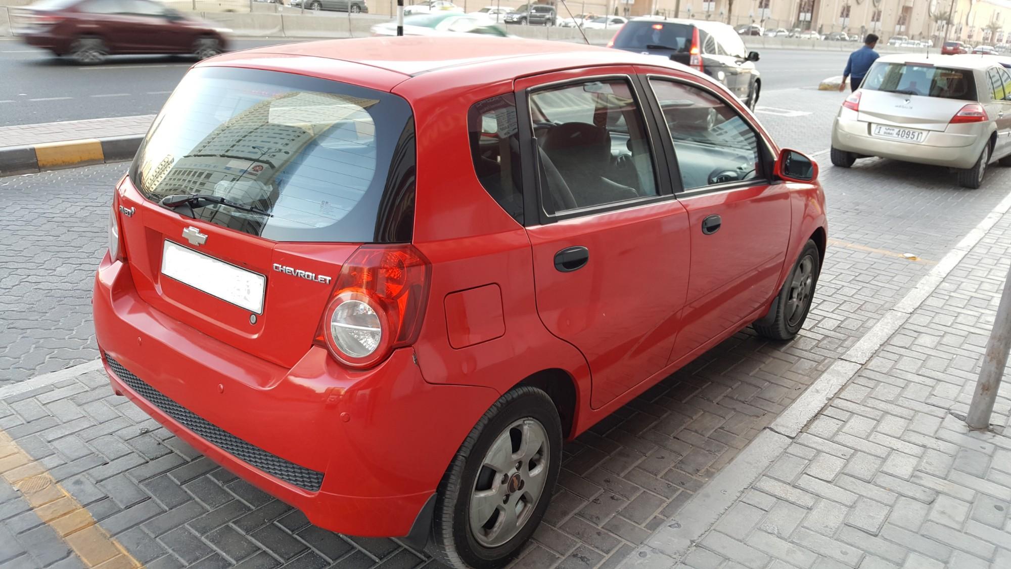 Kelebihan Chevrolet Aveo 2009 Perbandingan Harga