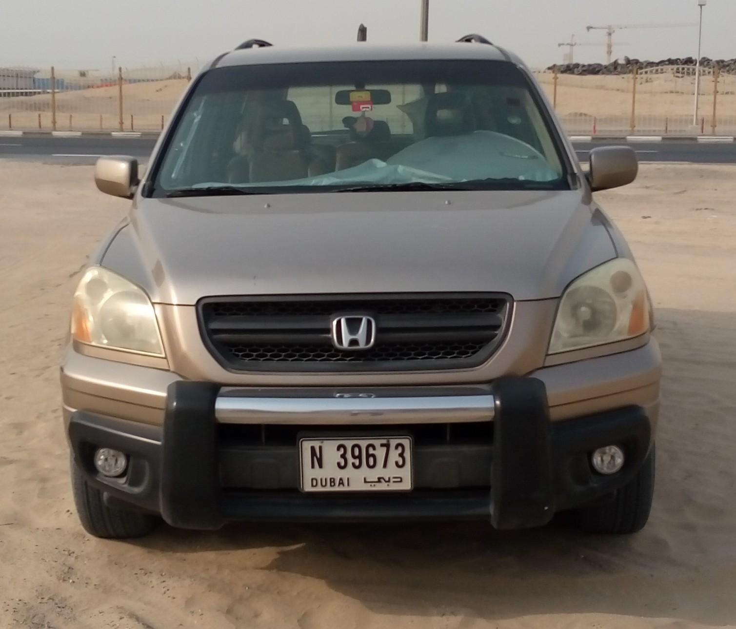 Used Honda Pilot 2004 862690 Yallamotor Com