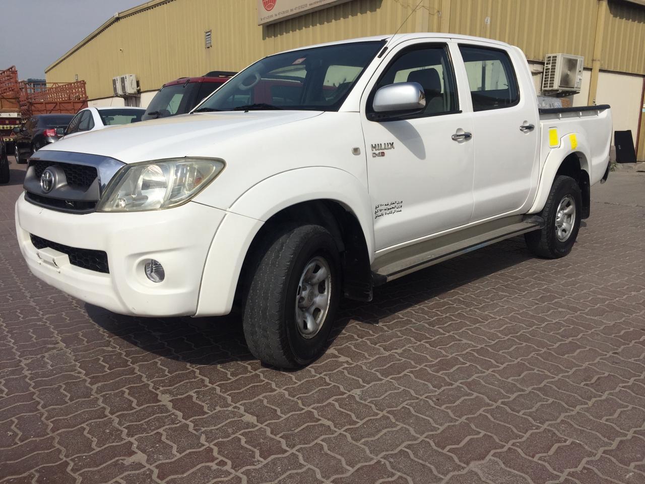 Kekurangan Toyota Hilux 2009 Perbandingan Harga