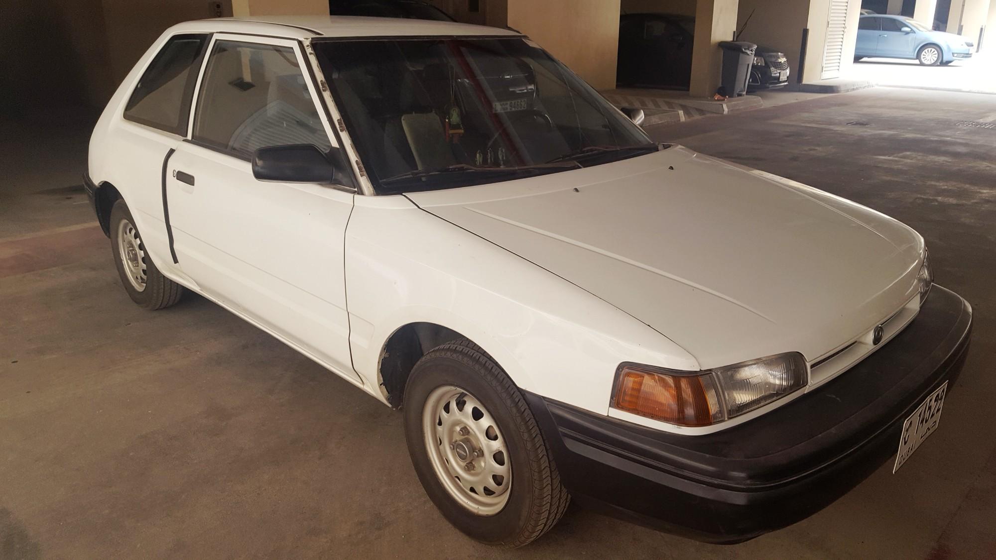 Kelebihan Kekurangan Mazda 323 1994 Top Model Tahun Ini