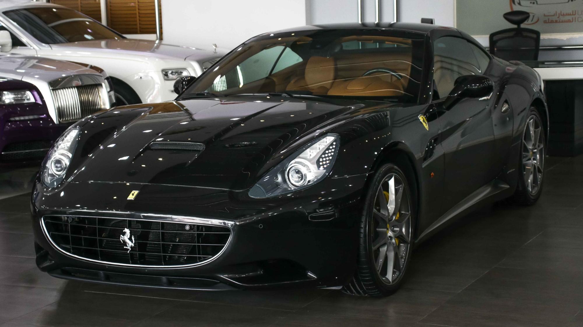 Used Ferrari California Base 2010 (878026) | YallaMotor.com