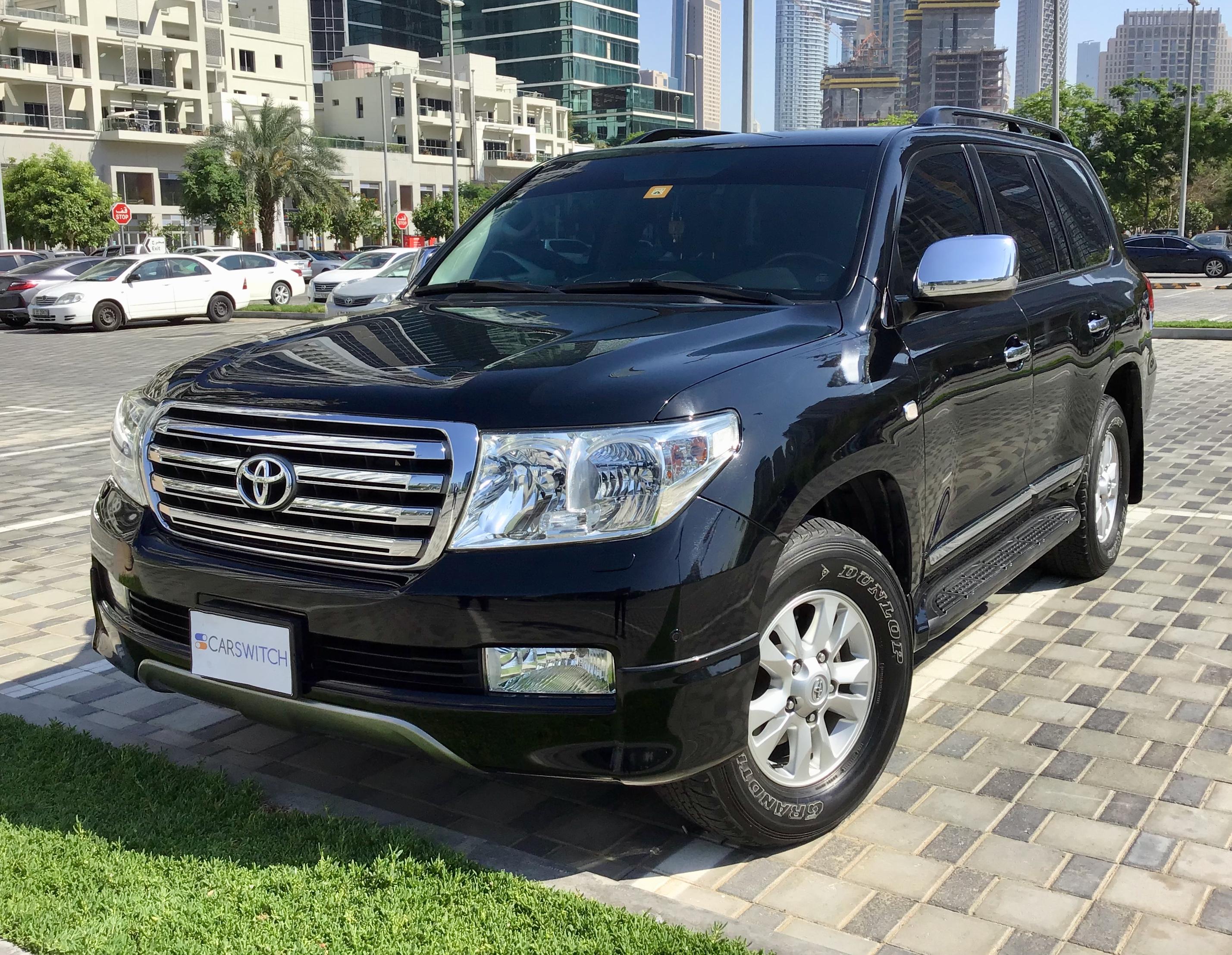 Kelebihan Kekurangan Toyota Land Cruiser 2011 Perbandingan Harga