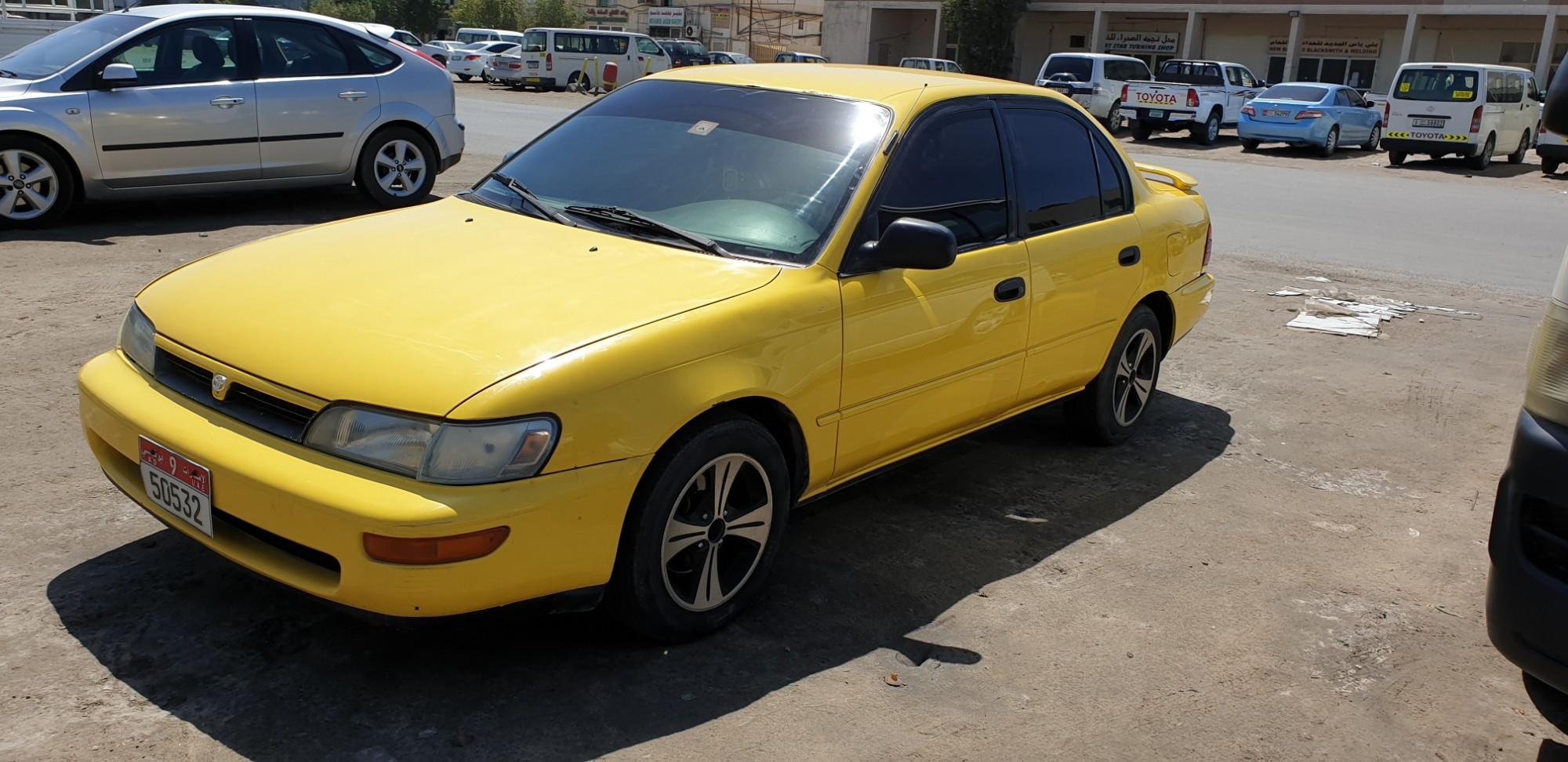 Kelebihan Corolla 1995 Spesifikasi