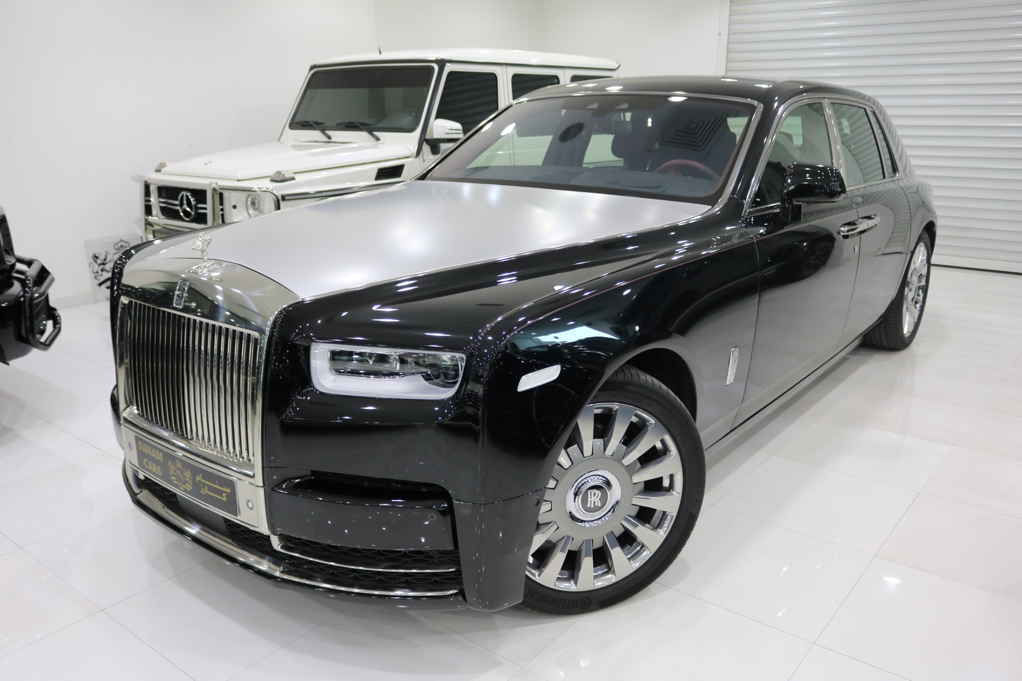 Used Rolls Royce Phantom 2019 (886047) | YallaMotor.com