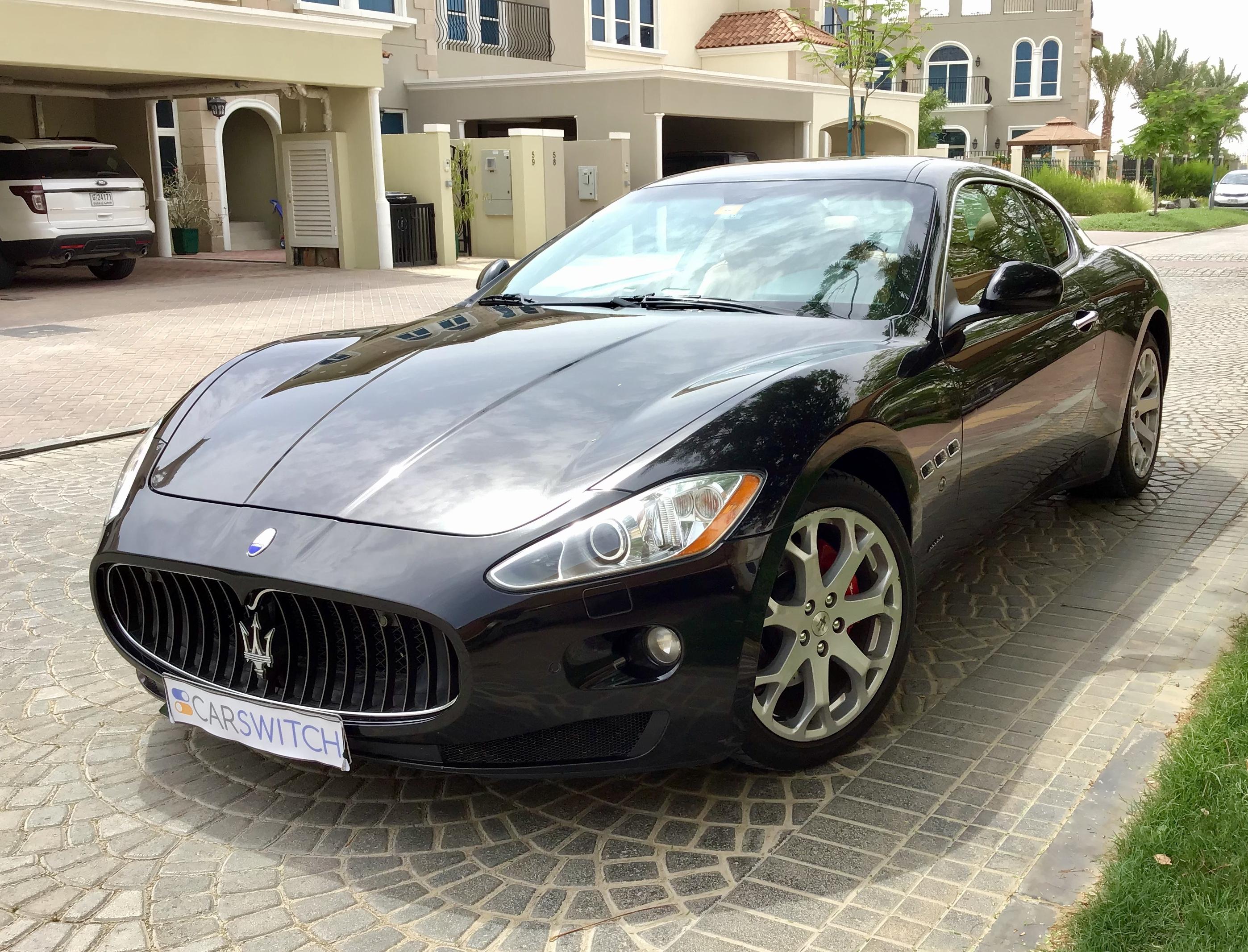 Used Maserati Price >> Used Maserati Granturismo 2012 893423 Yallamotor Com