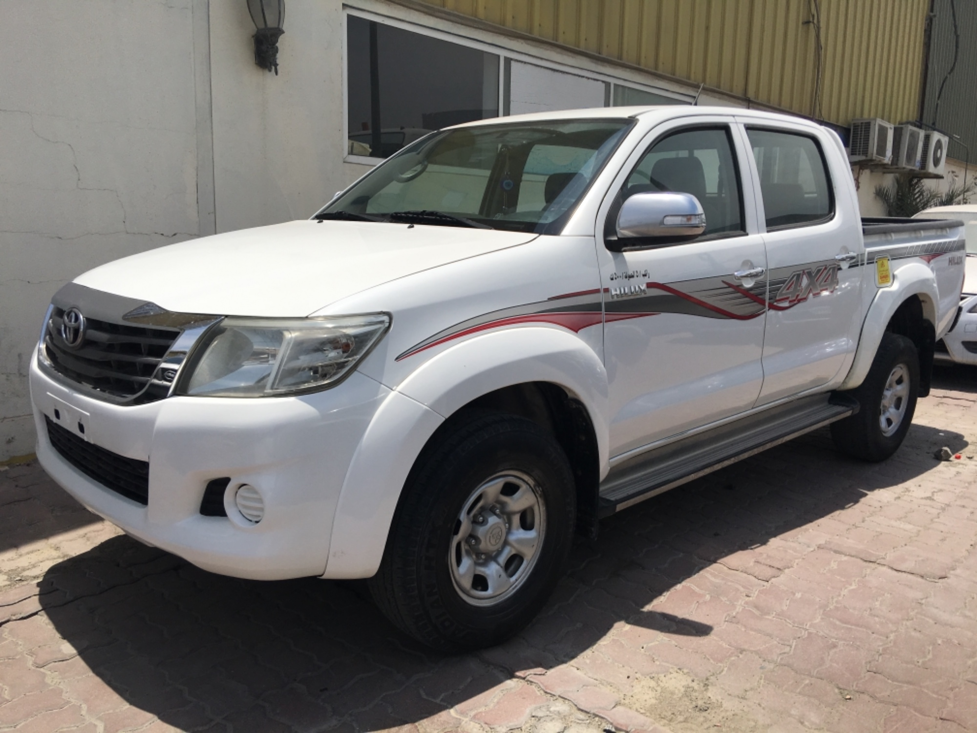 Used Toyota Hilux 225.25 Double Cab 25x25 M/T Top 2250125 (25