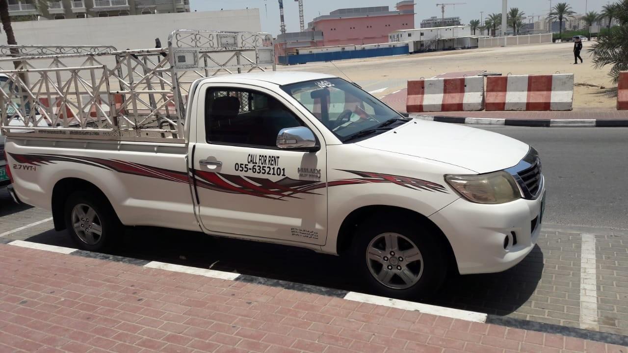 Used Toyota Hilux 255.255 Single Cab 255x255 M/T Base 25501255 (91008255