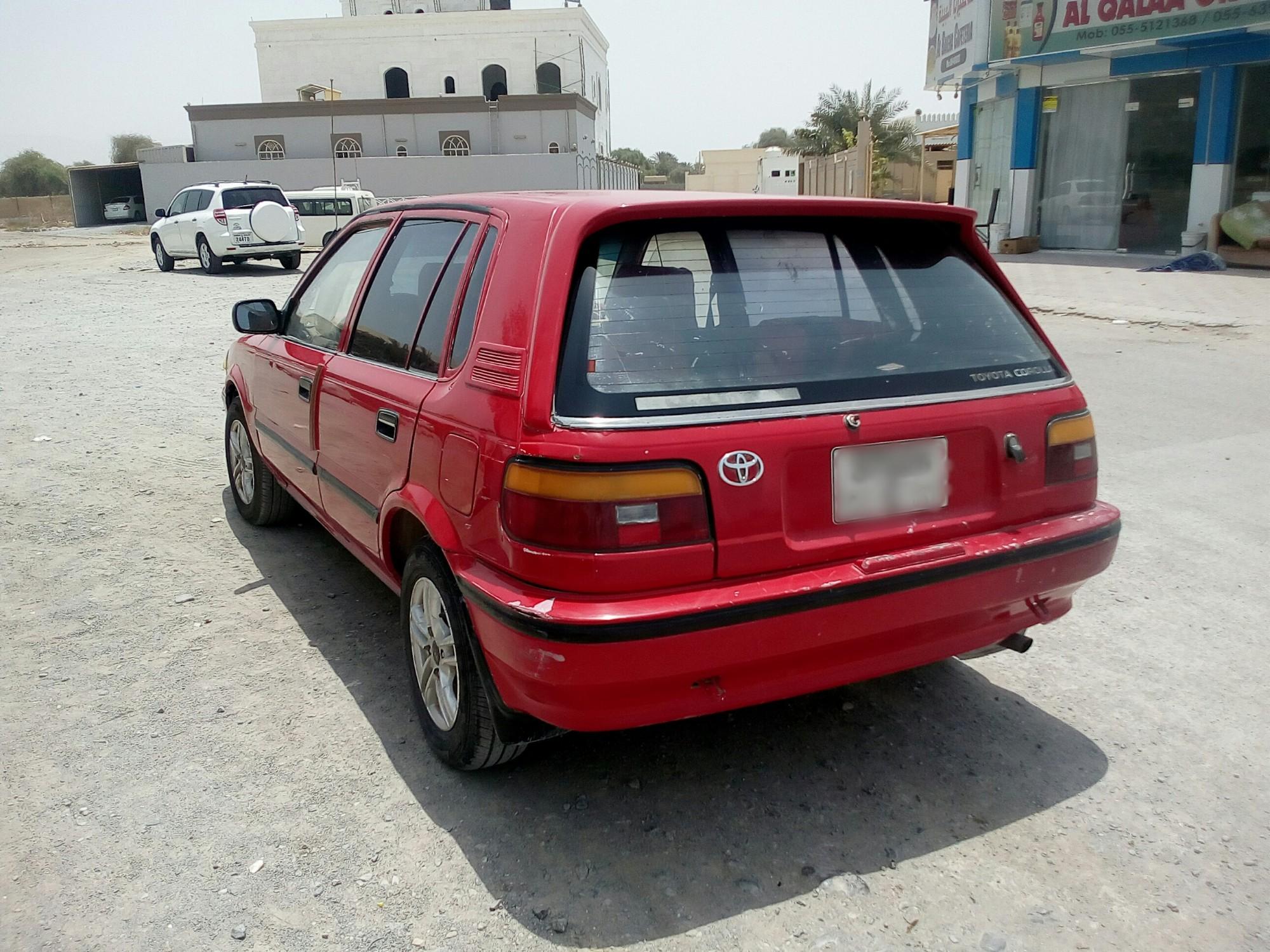Kekurangan Toyota Corolla 1992 Murah Berkualitas
