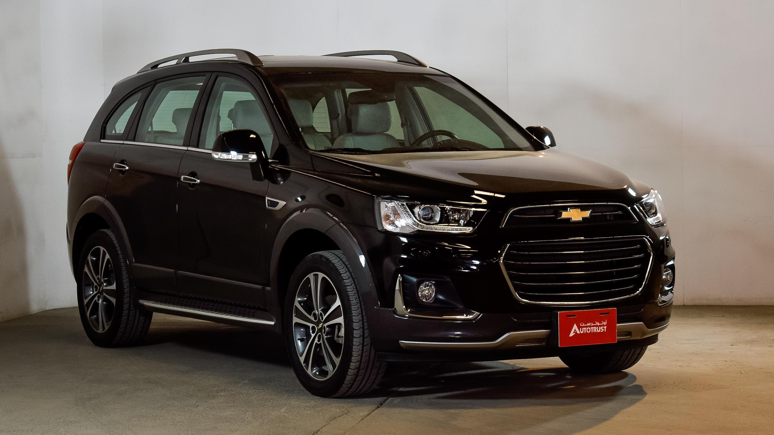 Kekurangan Chevrolet Captiva 2017 Tangguh