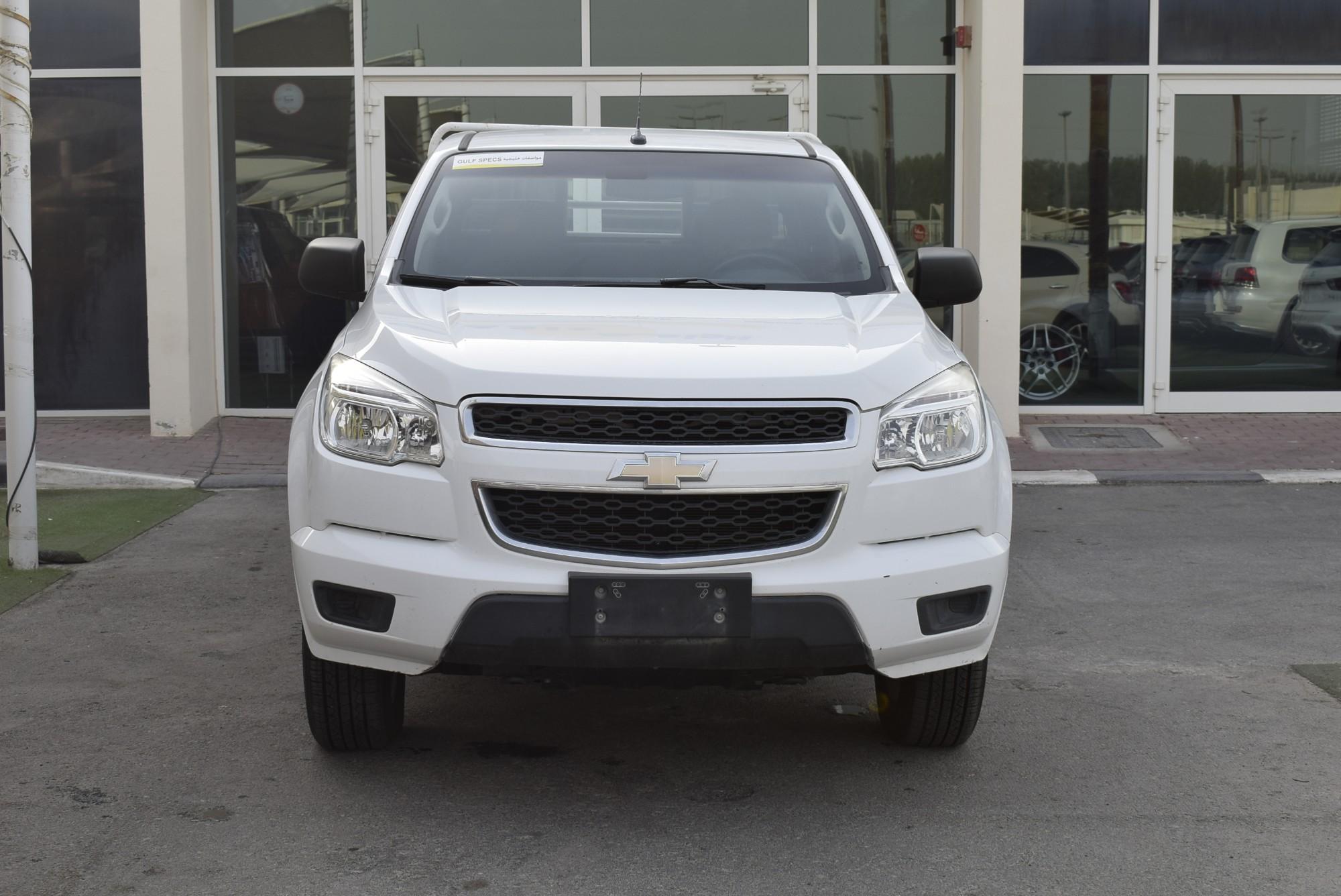 Kelebihan Chevrolet Colorado 2014 Top Model Tahun Ini