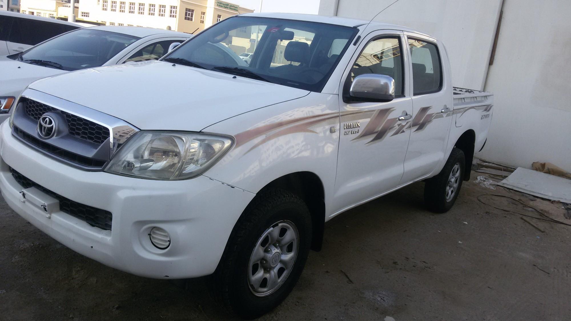 Kelebihan Toyota Hilux 2009 Perbandingan Harga