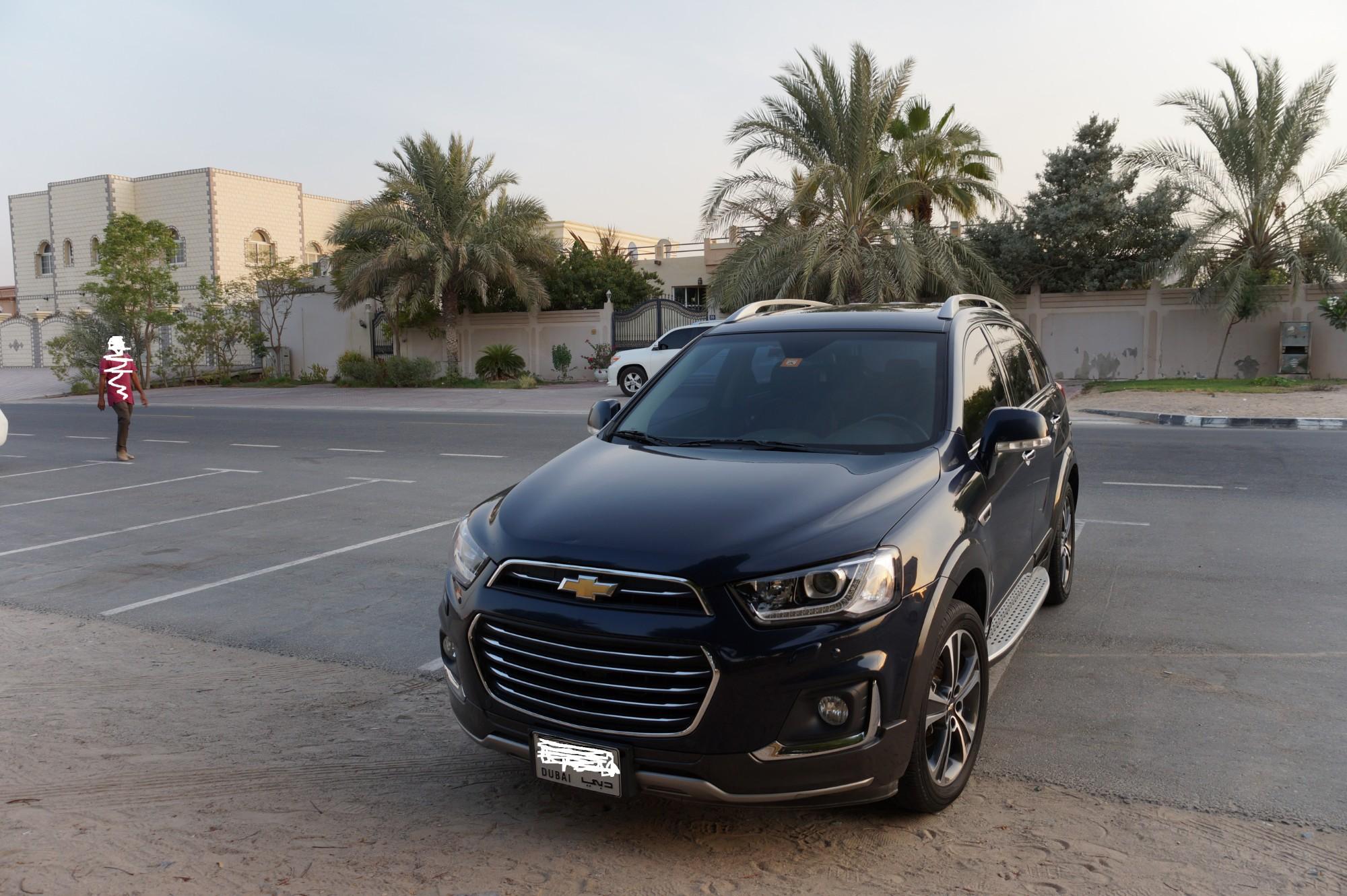 Kelebihan Chevrolet Captiva 2017 Perbandingan Harga