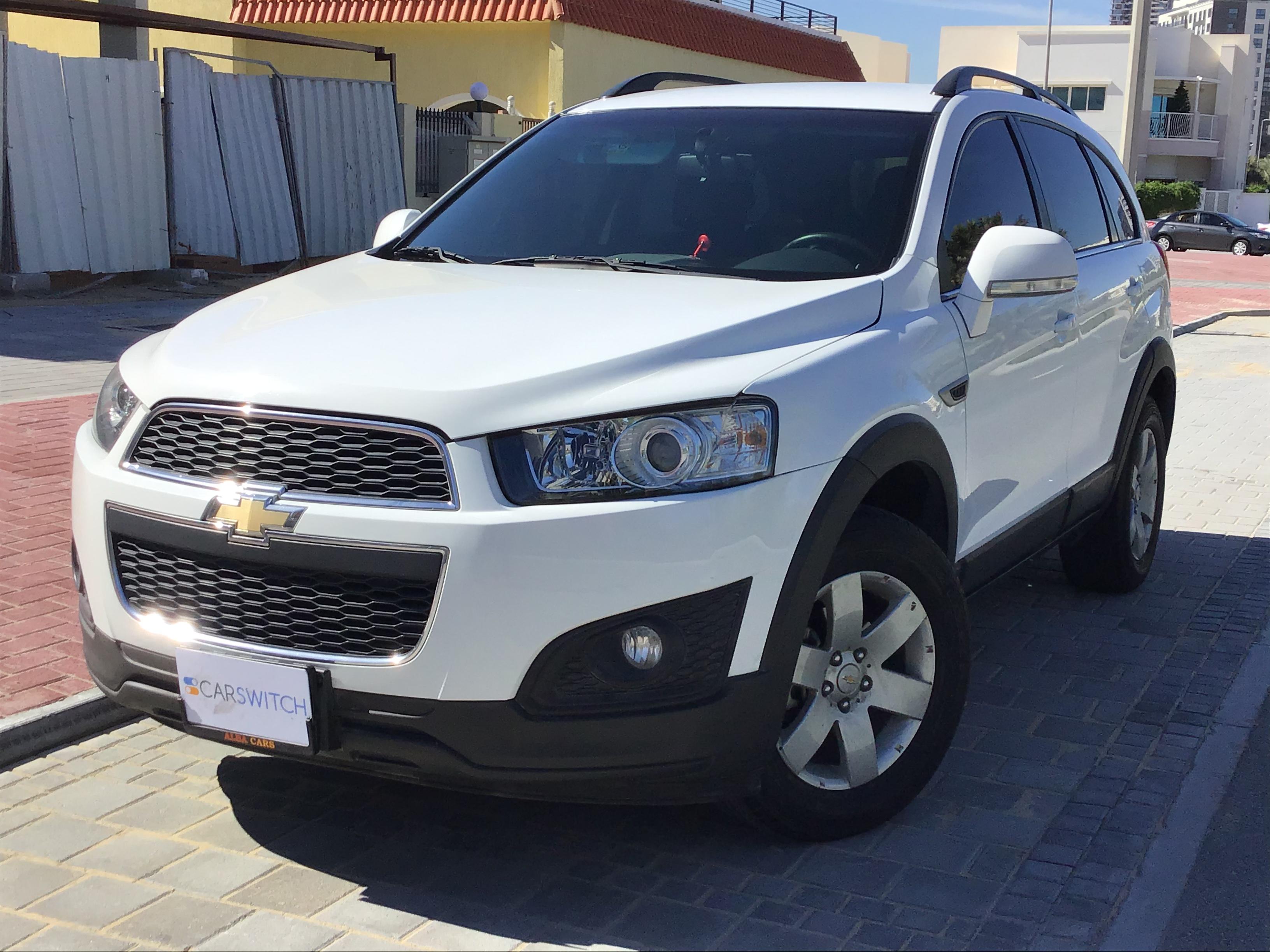 Kekurangan Chevrolet Captiva 2015 Review