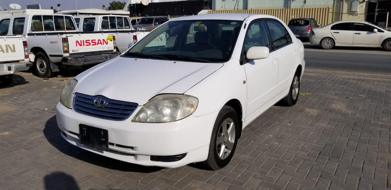 Kekurangan Corolla 2003 Spesifikasi