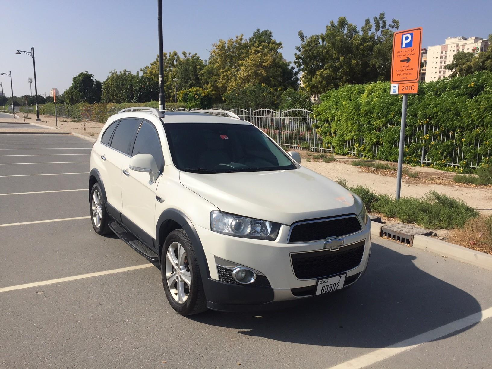 Kelebihan Chevrolet Captiva 2012 Tangguh
