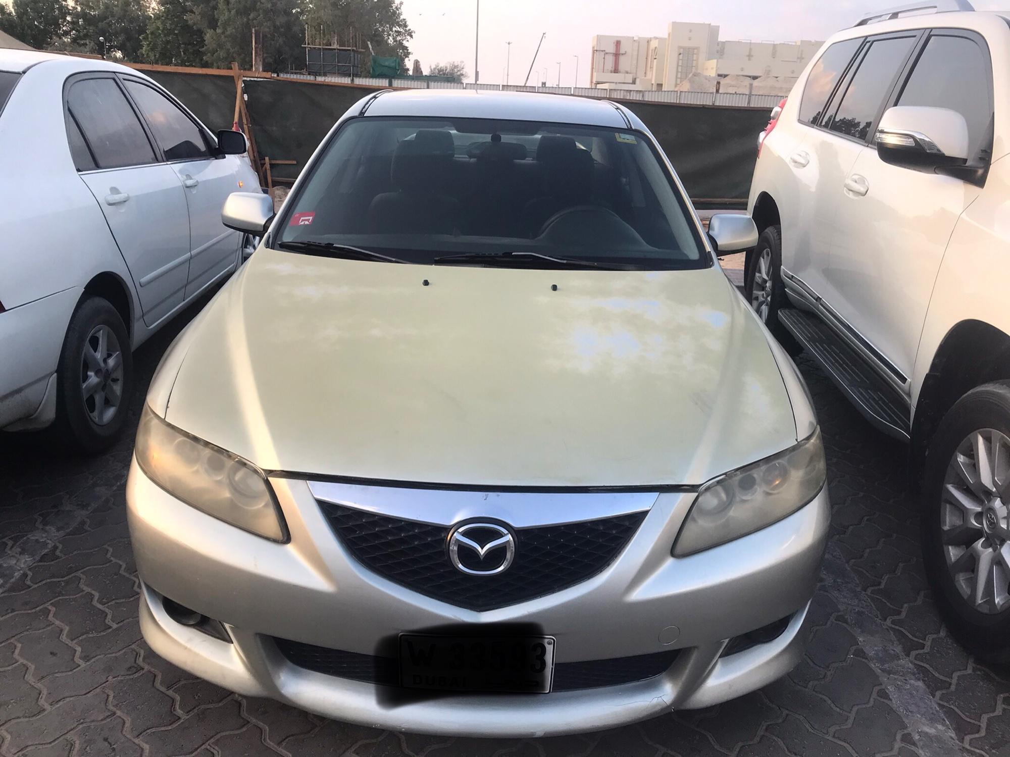 Kekurangan Mazda 6 2004 Top Model Tahun Ini