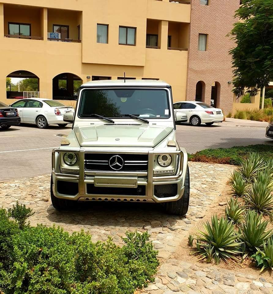 Used Mercedes-Benz G-Class G 55 AMG 2009 (998643