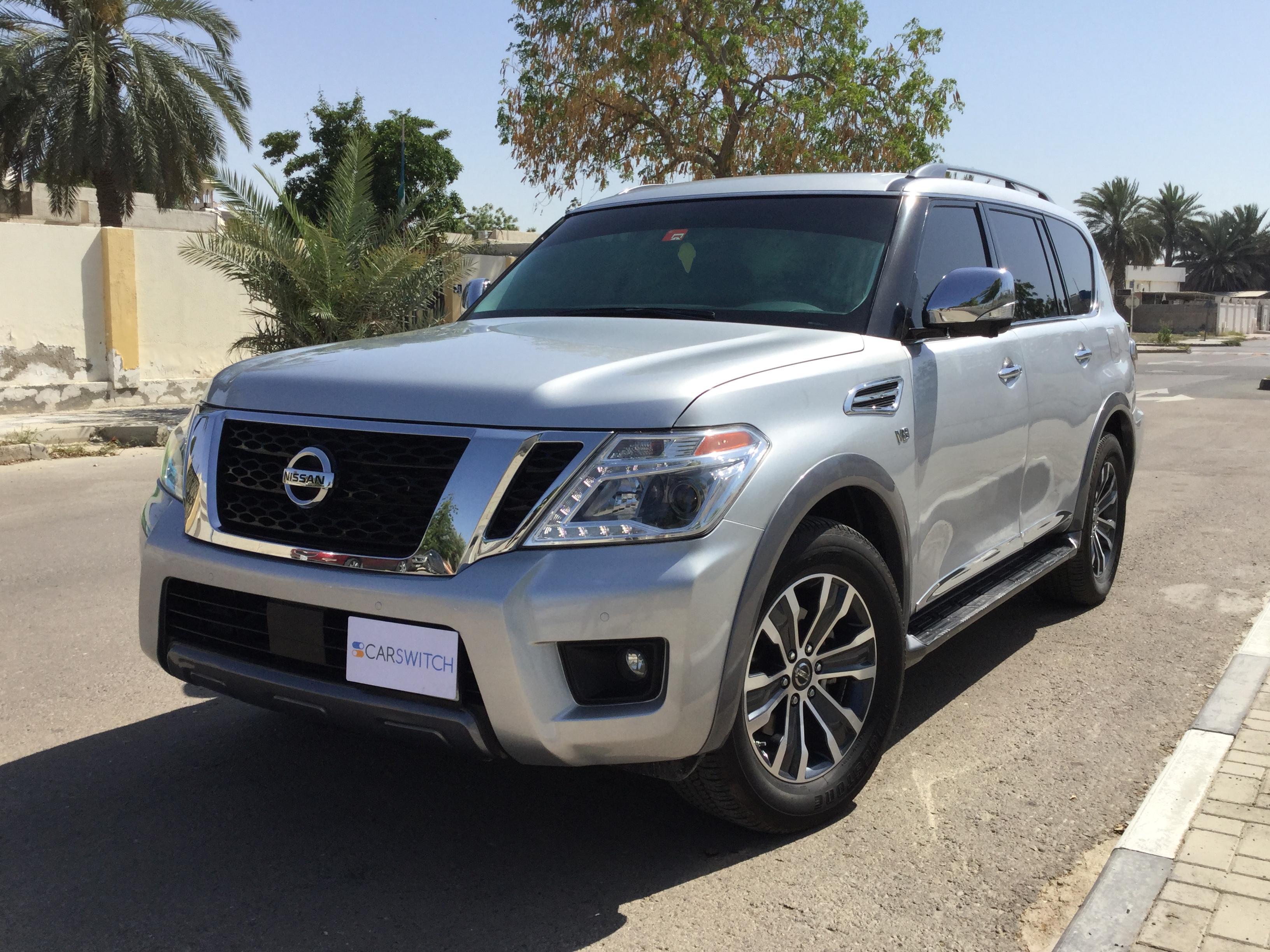 Used Nissan Armada 2019 999095 Yallamotor Com