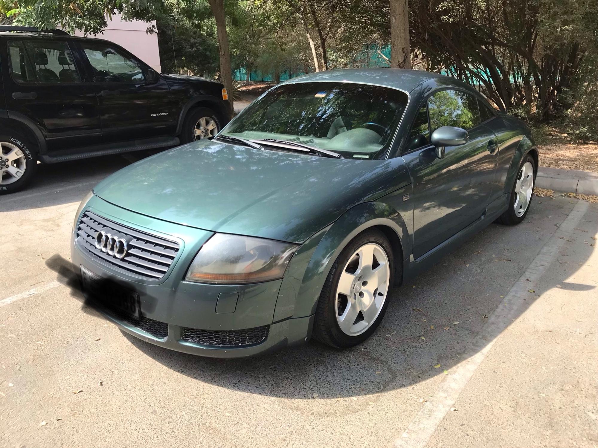 Kelebihan Kekurangan Audi Tt 2001 Harga
