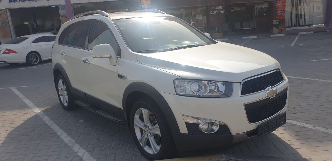 Kekurangan Chevrolet Captiva 2011 Review
