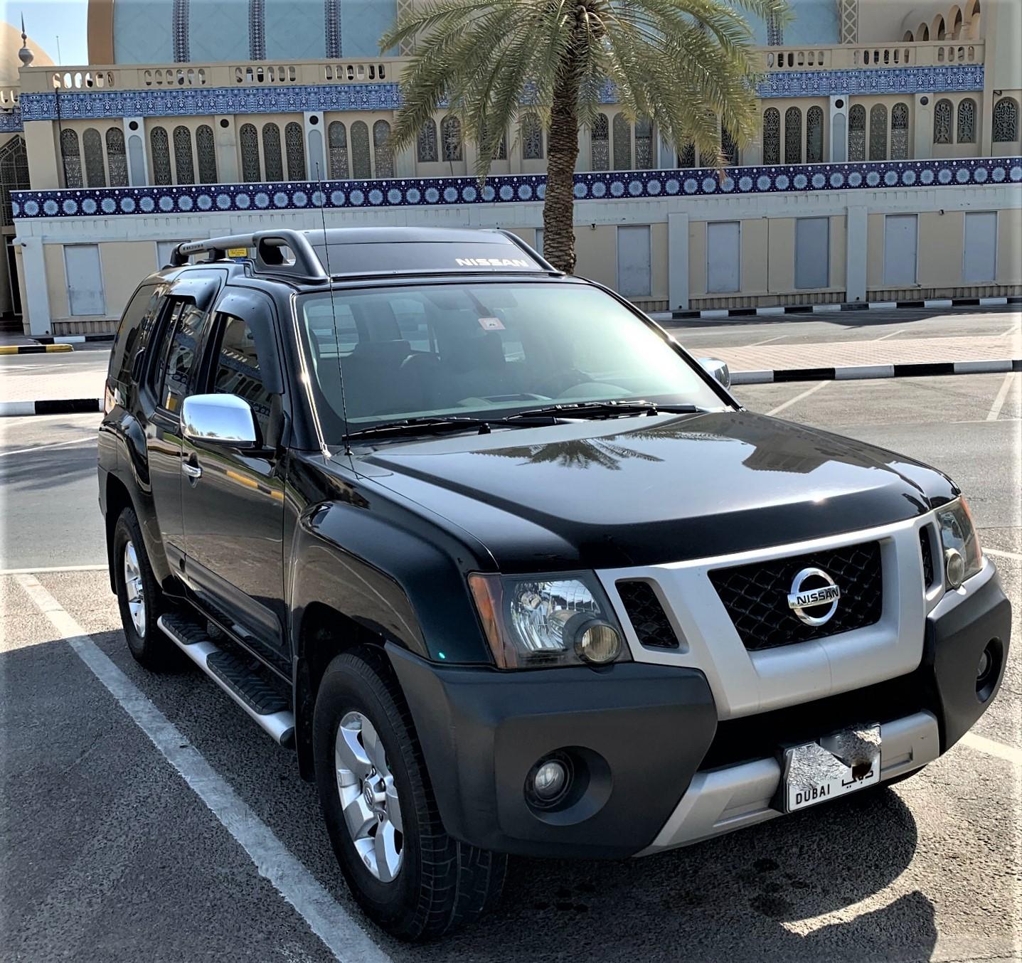 2020 Nissan Xterra Reviews