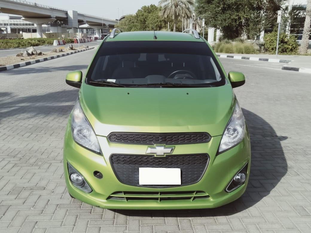 Kelebihan Chevrolet Spark 1.0 Review