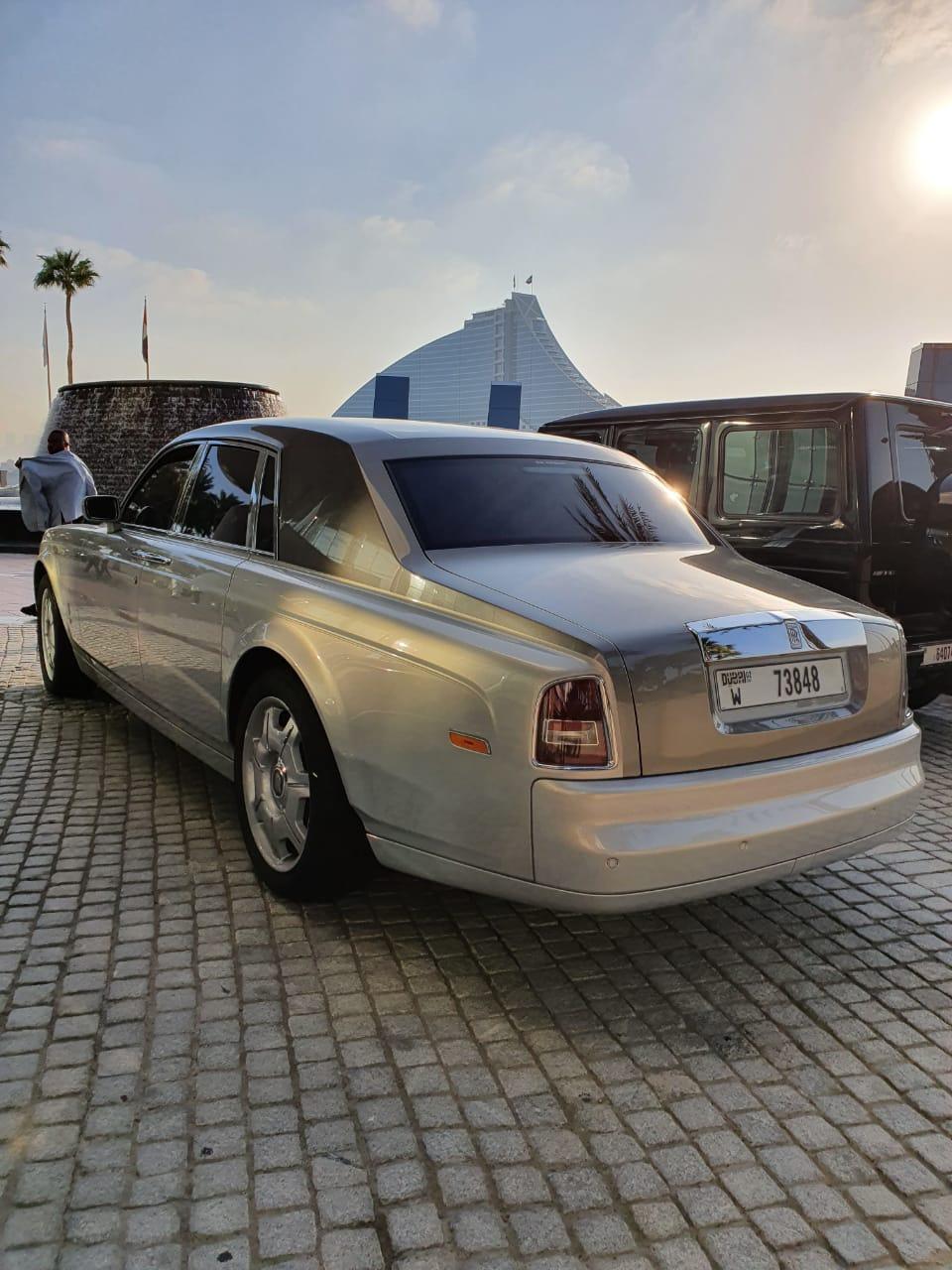 Used Rolls Royce Phantom 6.75L Extended Wheelbase 2006 ...
